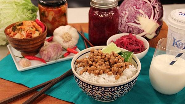 Best Foods To Get Probiotics